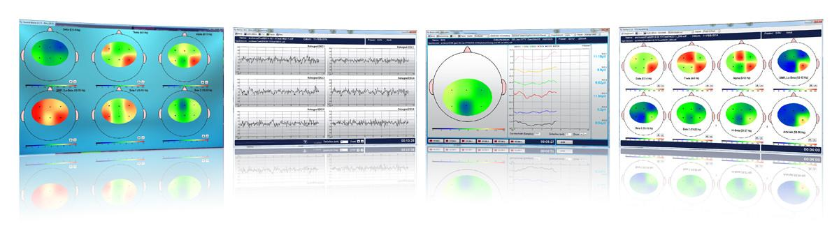 Neurofeedback Module Collage